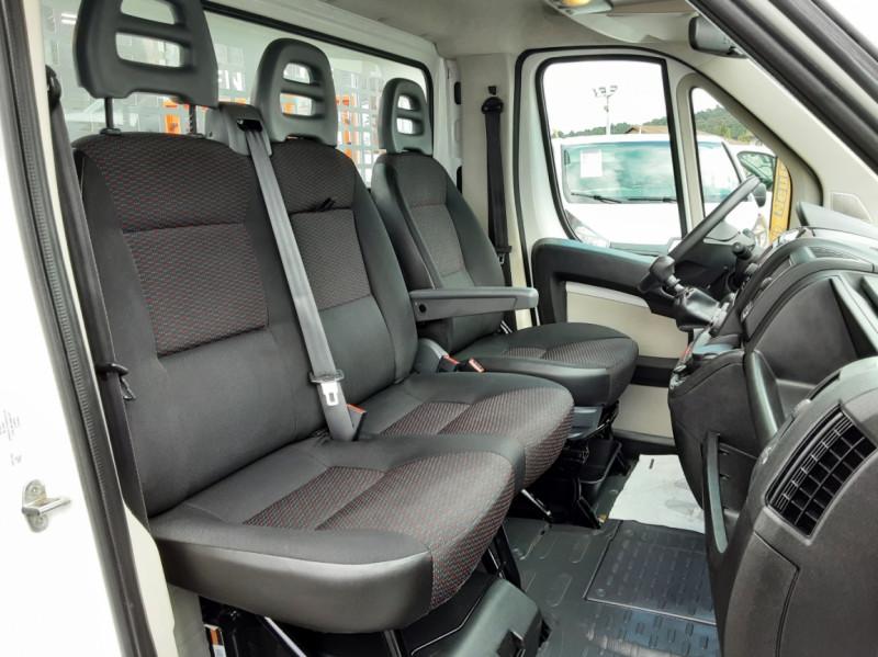 Photo 32 de l'offre de CITROEN JUMPER BENNE 35 L2 BLUEHDi 130 BVM6 CONFORT à 22990€ chez Centrale auto marché Périgueux