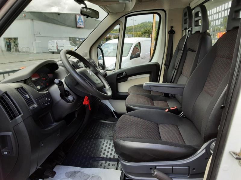 Photo 29 de l'offre de CITROEN JUMPER BENNE 35 L2 BLUEHDi 130 BVM6 CONFORT à 22990€ chez Centrale auto marché Périgueux
