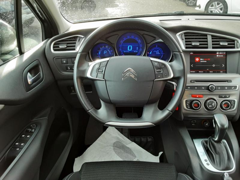 Photo 30 de l'offre de CITROEN C4 BlueHDi 120 SetS EAT6 Millenium à 12000€ chez Centrale auto marché Périgueux