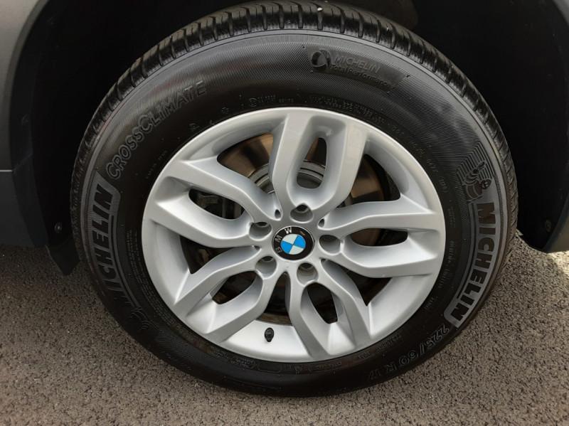 Photo 32 de l'offre de BMW X3 sDrive18d 150ch BUSINESS A à 23990€ chez Centrale auto marché Périgueux