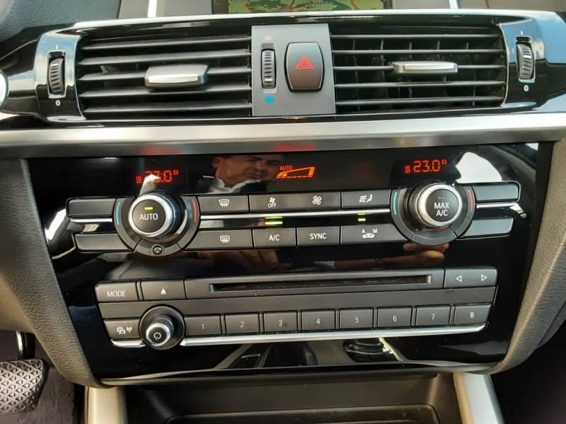 Photo 44 de l'offre de BMW X3 sDrive18d 150ch BUSINESS A à 23990€ chez Centrale auto marché Périgueux