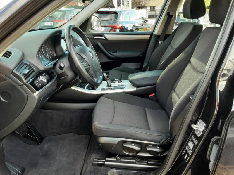Photo 47 de l'offre de BMW X3 sDrive18d 150ch BUSINESS A à 23990€ chez Centrale auto marché Périgueux