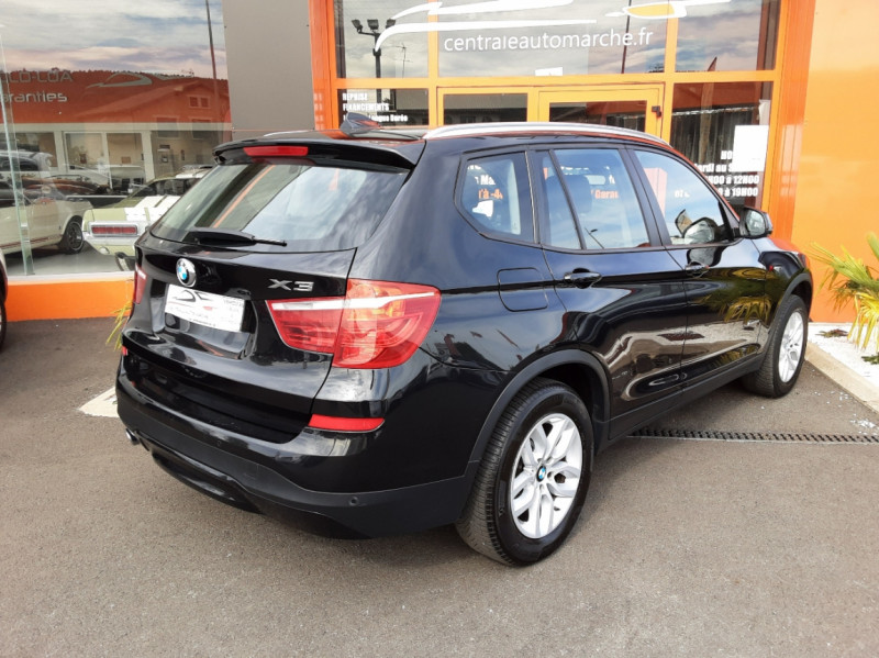 Photo 2 de l'offre de BMW X3 sDrive18d 150ch BUSINESS A à 23990€ chez Centrale auto marché Périgueux