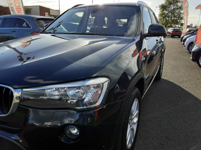 Photo 34 de l'offre de BMW X3 sDrive18d 150ch BUSINESS A à 23990€ chez Centrale auto marché Périgueux