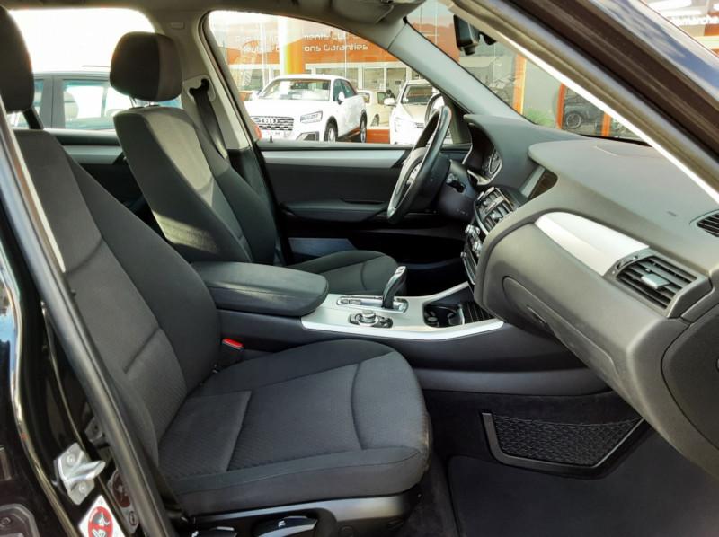 Photo 49 de l'offre de BMW X3 sDrive18d 150ch BUSINESS A à 23990€ chez Centrale auto marché Périgueux