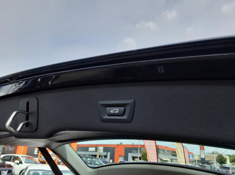 Photo 6 de l'offre de BMW X3 sDrive18d 150ch BUSINESS A à 23990€ chez Centrale auto marché Périgueux