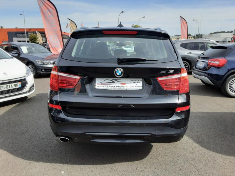 Photo 25 de l'offre de BMW X3 sDrive18d 150ch BUSINESS A à 23990€ chez Centrale auto marché Périgueux