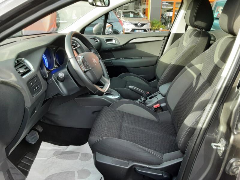 Photo 13 de l'offre de CITROEN C4 BlueHDi 120 SetS EAT6 Millenium à 12000€ chez Centrale auto marché Périgueux