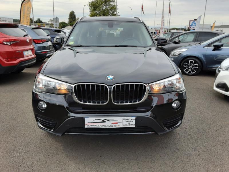 Photo 21 de l'offre de BMW X3 sDrive18d 150ch BUSINESS A à 23990€ chez Centrale auto marché Périgueux