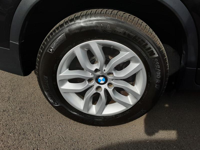 Photo 31 de l'offre de BMW X3 sDrive18d 150ch BUSINESS A à 23990€ chez Centrale auto marché Périgueux