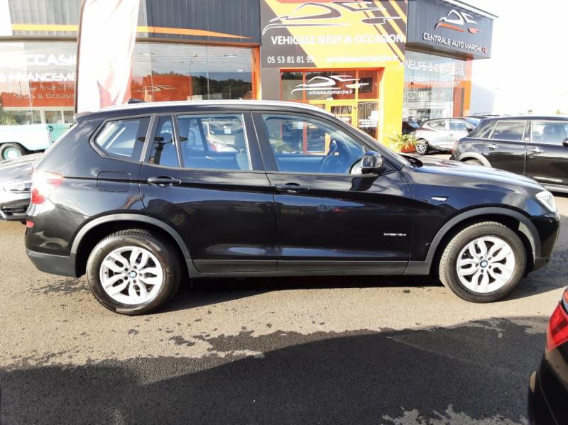 Photo 27 de l'offre de BMW X3 sDrive18d 150ch BUSINESS A à 23990€ chez Centrale auto marché Périgueux