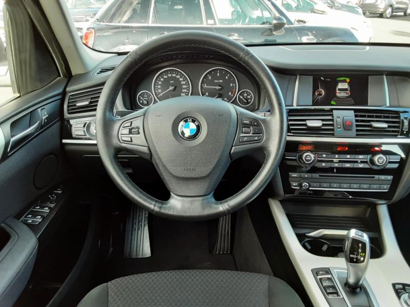 Photo 35 de l'offre de BMW X3 sDrive18d 150ch BUSINESS A à 23990€ chez Centrale auto marché Périgueux
