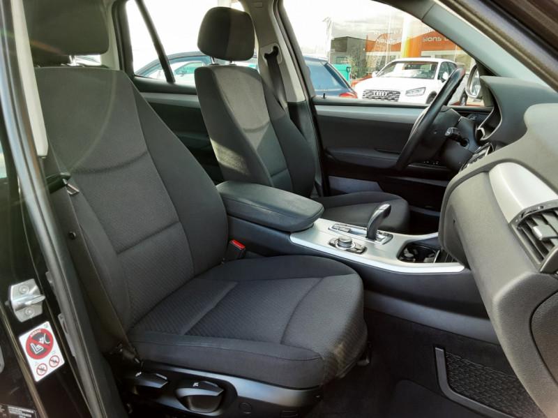 Photo 7 de l'offre de BMW X3 sDrive18d 150ch BUSINESS A à 23990€ chez Centrale auto marché Périgueux