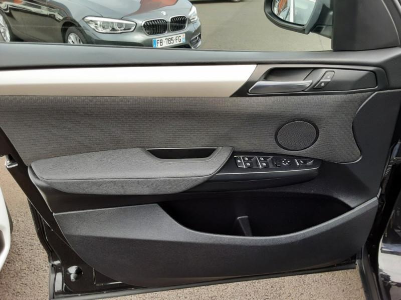 Photo 11 de l'offre de BMW X3 sDrive18d 150ch BUSINESS A à 23990€ chez Centrale auto marché Périgueux