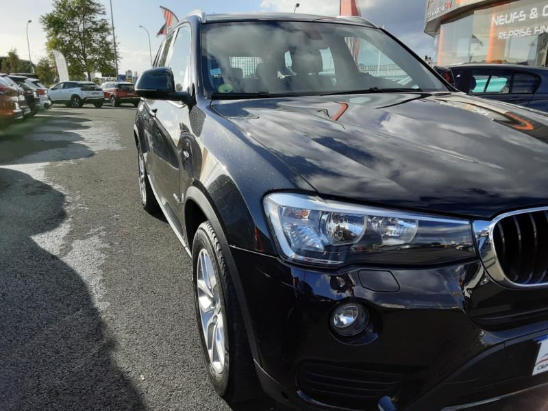 Photo 22 de l'offre de BMW X3 sDrive18d 150ch BUSINESS A à 23990€ chez Centrale auto marché Périgueux