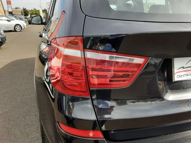 Photo 26 de l'offre de BMW X3 sDrive18d 150ch BUSINESS A à 23990€ chez Centrale auto marché Périgueux