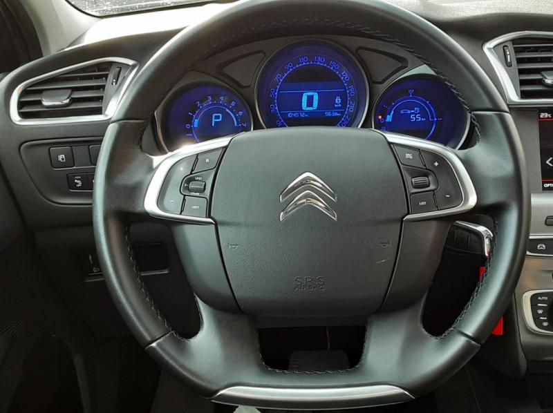 Photo 15 de l'offre de CITROEN C4 BlueHDi 120 SetS EAT6 Millenium à 12000€ chez Centrale auto marché Périgueux
