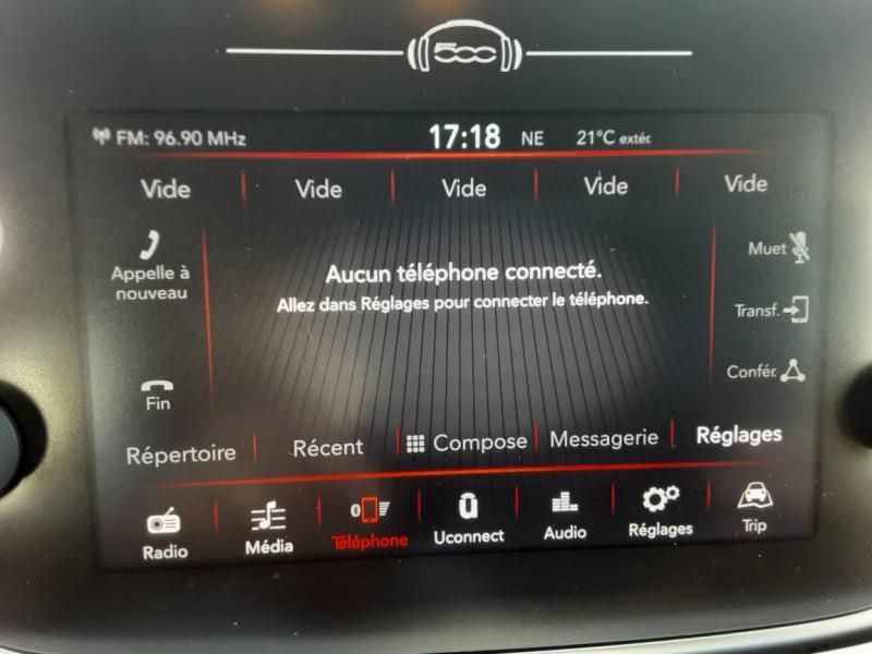 Photo 43 de l'offre de FIAT 500X 1.6 MultiJet 120 ch Popstar  à 17490€ chez Centrale auto marché Périgueux