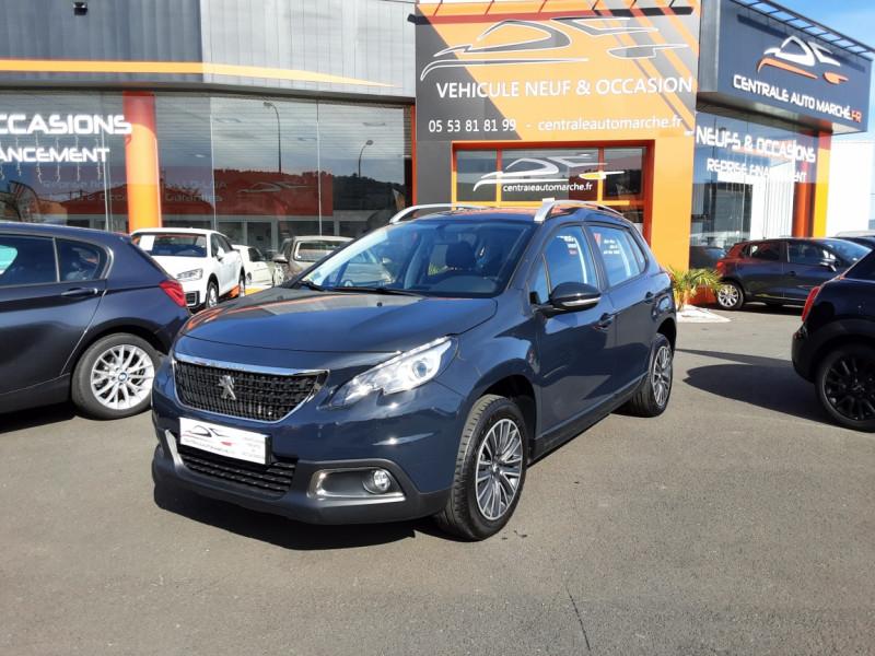 Peugeot 2008 BlueHDi 100ch SetS BVM5 Active Business Diesel  Occasion à vendre