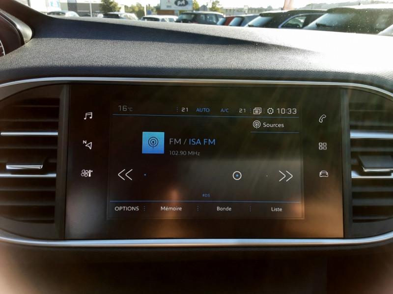 Photo 17 de l'offre de PEUGEOT 308 SW 1.6 BlueHDi 100ch SetS Active Business à 11690€ chez Centrale auto marché Périgueux