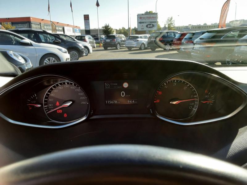 Photo 10 de l'offre de PEUGEOT 308 SW 1.6 BlueHDi 100ch SetS Active Business à 11690€ chez Centrale auto marché Périgueux