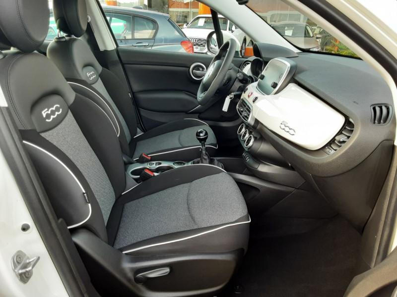 Photo 11 de l'offre de FIAT 500X 1.6 MultiJet 120 ch Popstar  à 17490€ chez Centrale auto marché Périgueux