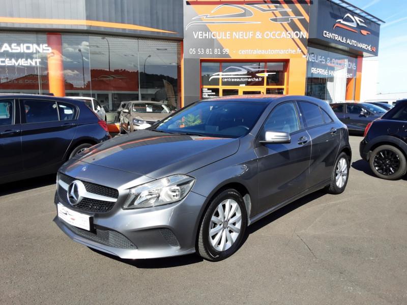 Photo 1 de l'offre de MERCEDES-BENZ CLASSE A 180 d 7G-DCT Business Edition à 17700€ chez Centrale auto marché Périgueux
