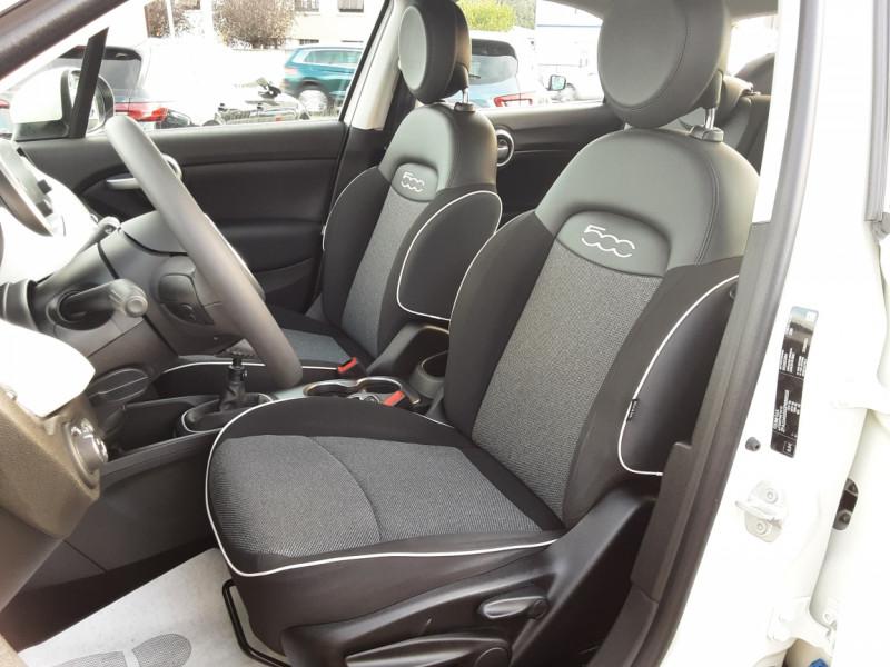 Photo 9 de l'offre de FIAT 500X 1.6 MultiJet 120 ch Popstar  à 17490€ chez Centrale auto marché Périgueux
