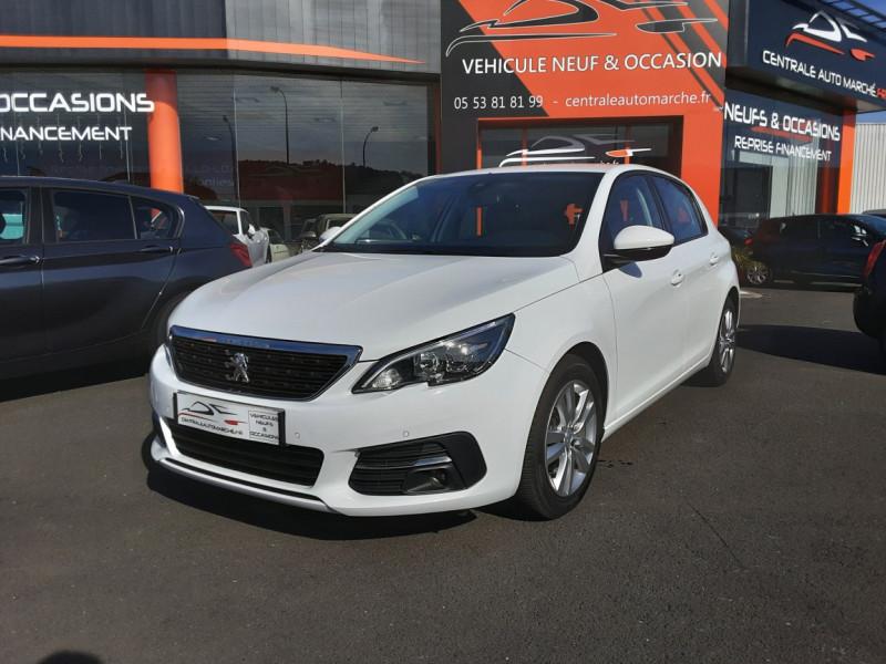 Peugeot 308 BlueHDi 130ch SetS BVM6 Active Business Diesel  Occasion à vendre