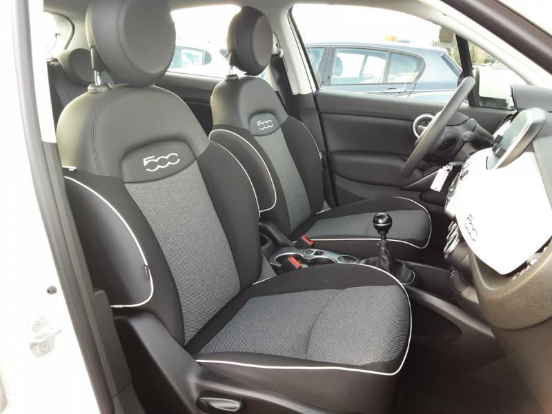 Photo 12 de l'offre de FIAT 500X 1.6 MultiJet 120 ch Popstar  à 17490€ chez Centrale auto marché Périgueux