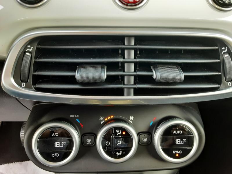 Photo 20 de l'offre de FIAT 500X 1.6 MultiJet 120 ch Popstar  à 17490€ chez Centrale auto marché Périgueux