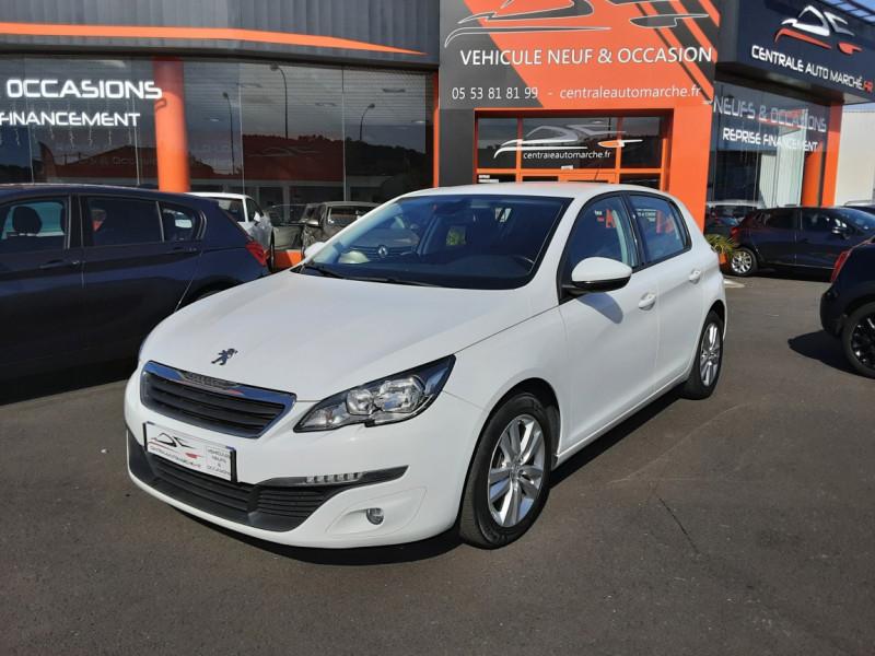 Peugeot 308 1.6 BlueHDi 120ch SetS EAT6 Active Business Diesel  Occasion à vendre
