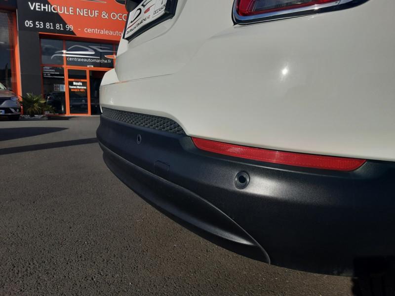 Photo 18 de l'offre de FIAT 500X 1.6 MultiJet 120 ch Popstar  à 17490€ chez Centrale auto marché Périgueux