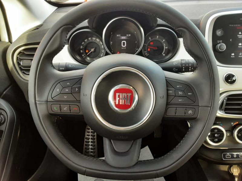Photo 7 de l'offre de FIAT 500X 1.6 MultiJet 120 ch Popstar  à 17490€ chez Centrale auto marché Périgueux
