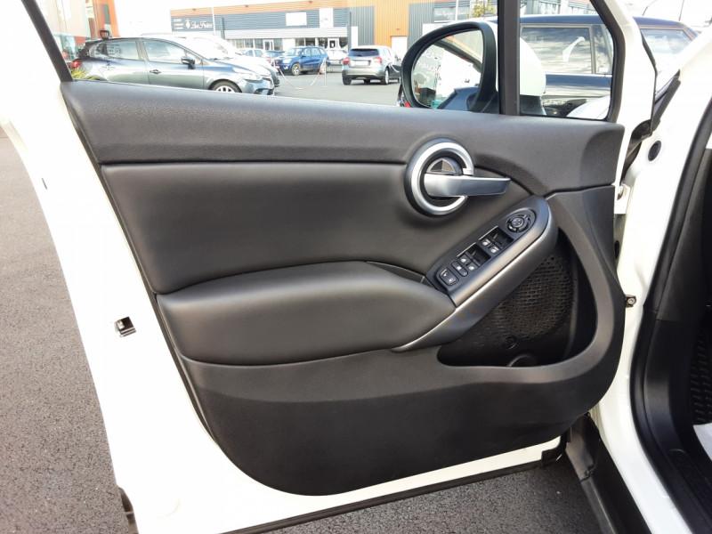 Photo 23 de l'offre de FIAT 500X 1.6 MultiJet 120 ch Popstar  à 17490€ chez Centrale auto marché Périgueux
