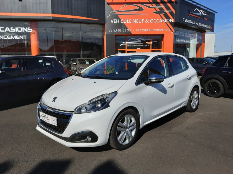 Peugeot 208 1.6 BlueHDi 100ch SetS BVM5 Allure Business Diesel  Occasion à vendre