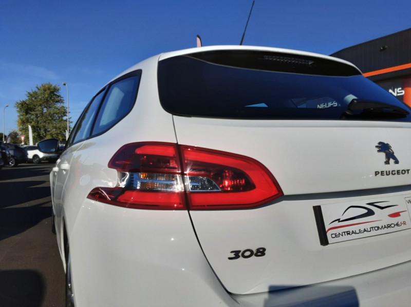 Photo 41 de l'offre de PEUGEOT 308 SW 1.6 BlueHDi 100ch SetS Active Business à 11690€ chez Centrale auto marché Périgueux