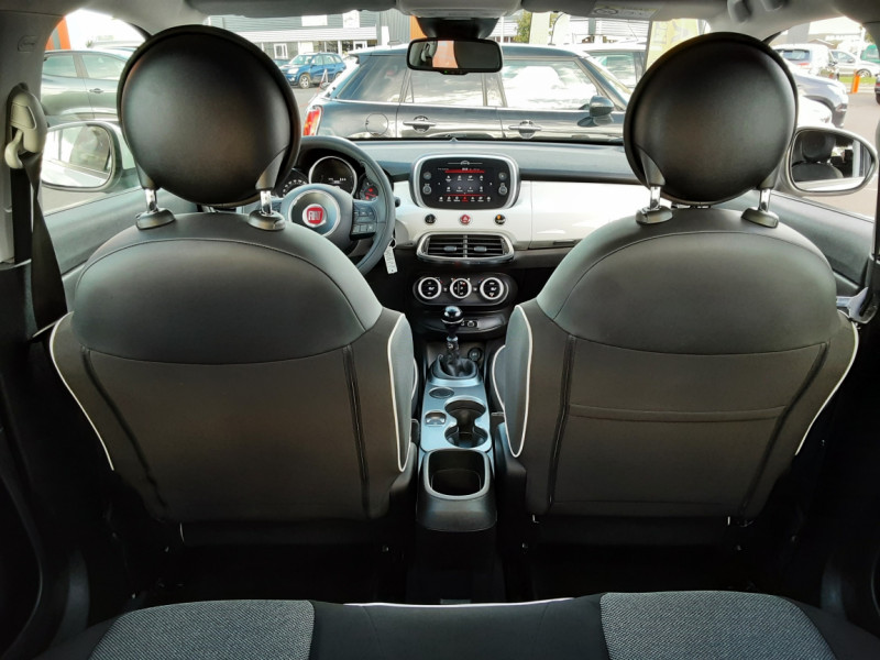 Photo 39 de l'offre de FIAT 500X 1.6 MultiJet 120 ch Popstar  à 17490€ chez Centrale auto marché Périgueux