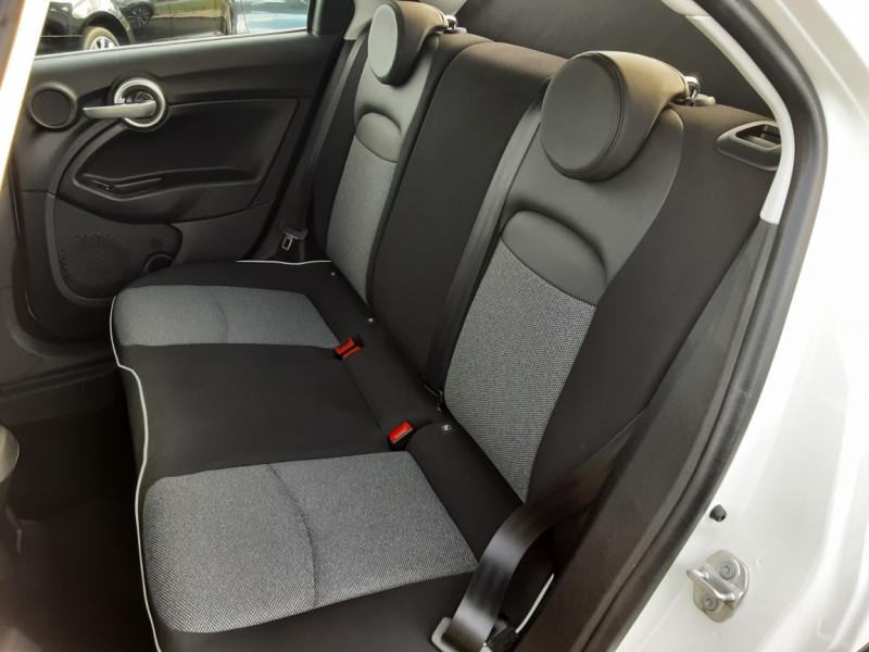 Photo 14 de l'offre de FIAT 500X 1.6 MultiJet 120 ch Popstar  à 17490€ chez Centrale auto marché Périgueux