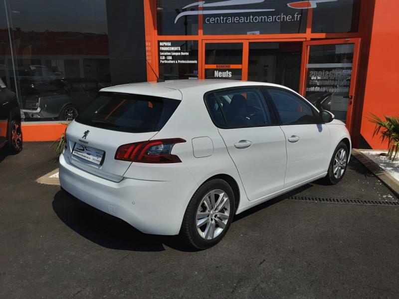 Photo 2 de l'offre de PEUGEOT 308 BlueHDi 130ch SetS BVM6 Active Business à 12900€ chez Centrale auto marché Périgueux