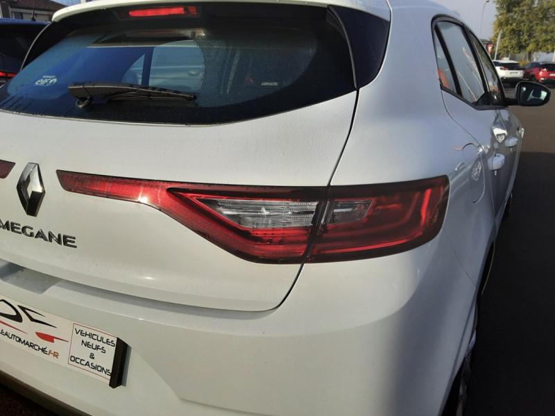 Photo 8 de l'offre de RENAULT MEGANE IV SOCIETE DCI 110 ENERGY AIR NAV 2P à 11500€ chez Centrale auto marché Périgueux