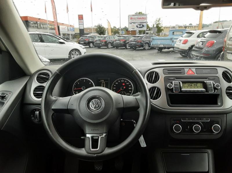 Photo 8 de l'offre de VOLKSWAGEN TIGUAN 2.0 TDI 110 FAP Bluemotion Technology à 6700€ chez Centrale auto marché Périgueux