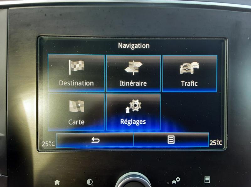 Photo 38 de l'offre de RENAULT MEGANE IV SOCIETE DCI 110 ENERGY AIR NAV 2P à 11500€ chez Centrale auto marché Périgueux