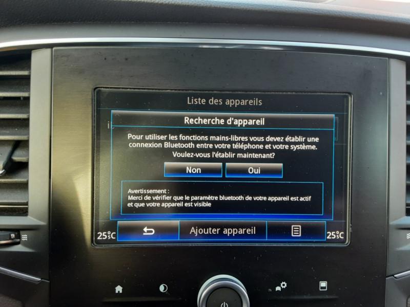 Photo 13 de l'offre de RENAULT MEGANE IV SOCIETE DCI 110 ENERGY AIR NAV 2P à 11500€ chez Centrale auto marché Périgueux
