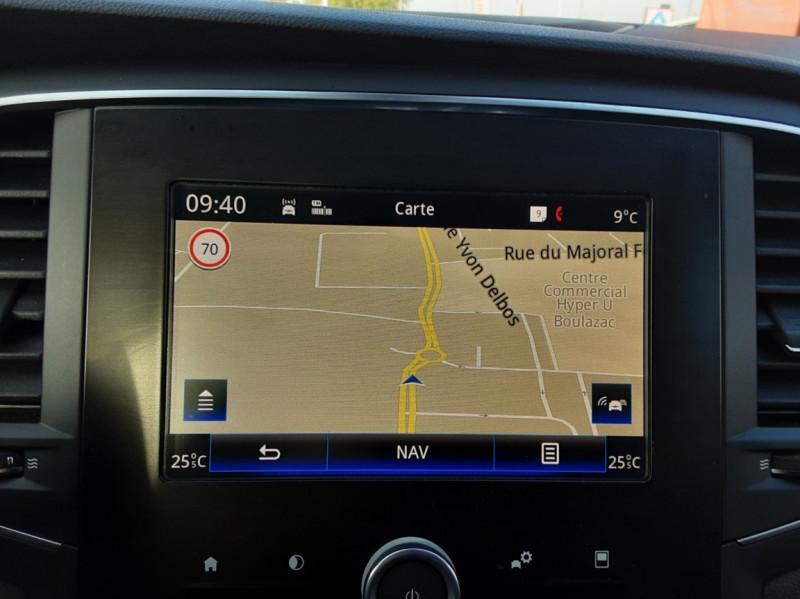 Photo 12 de l'offre de RENAULT MEGANE IV SOCIETE DCI 110 ENERGY AIR NAV 2P à 11500€ chez Centrale auto marché Périgueux