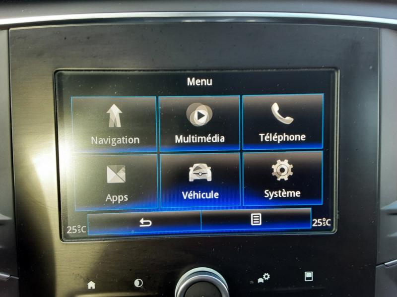 Photo 36 de l'offre de RENAULT MEGANE IV SOCIETE DCI 110 ENERGY AIR NAV 2P à 11500€ chez Centrale auto marché Périgueux