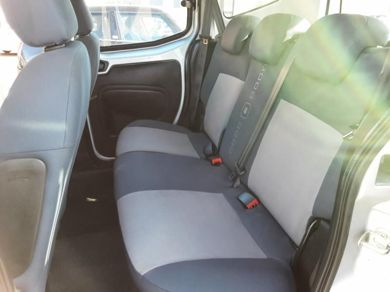 Photo 10 de l'offre de CITROEN NEMO Multispace HDI 80 Confort BMP à 10800€ chez Centrale auto marché Périgueux