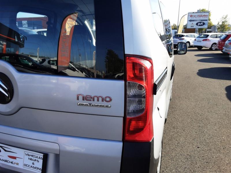 Photo 42 de l'offre de CITROEN NEMO Multispace HDI 80 Confort BMP à 10800€ chez Centrale auto marché Périgueux