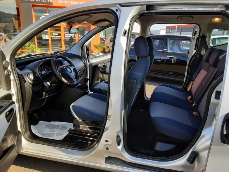 Photo 31 de l'offre de CITROEN NEMO Multispace HDI 80 Confort BMP à 10800€ chez Centrale auto marché Périgueux