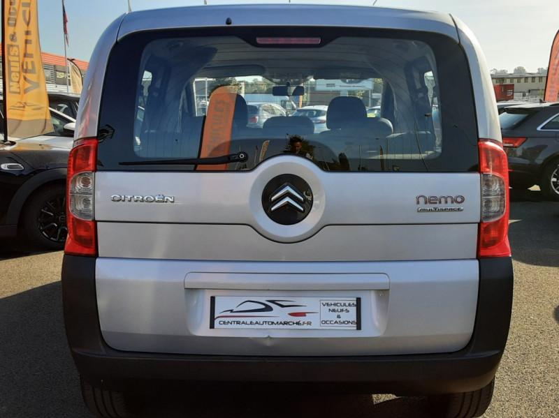 Photo 38 de l'offre de CITROEN NEMO Multispace HDI 80 Confort BMP à 10800€ chez Centrale auto marché Périgueux